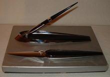 Vintage Sheaffer's & Solingen Desk Set