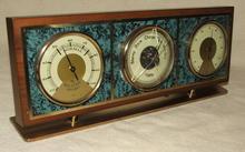 Vintage West German Focal Barometer Weather Station