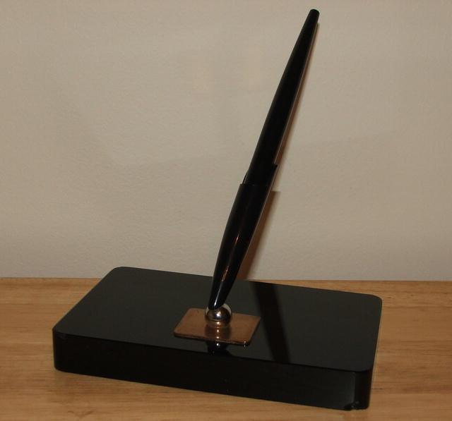 Vintage Parker 51 Special Fountain Pen Desk Set