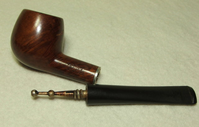 Vintage Van Roy Magic Cake Ajustomatic Briar Pipe