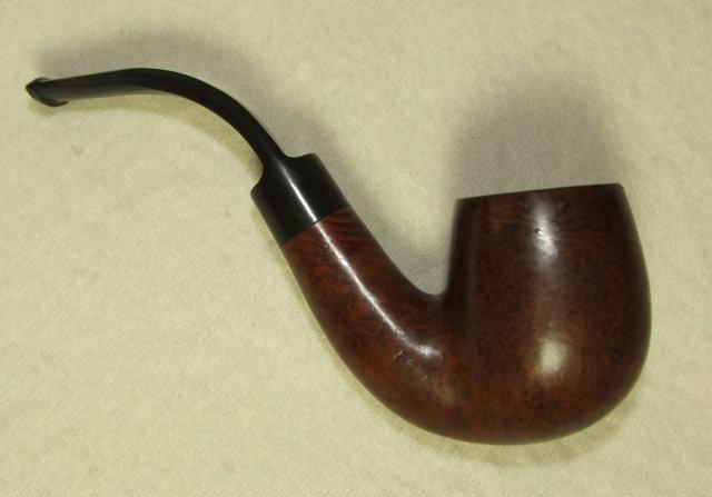 Vintage Sunrise Tawny Grain Briar Pipe F995