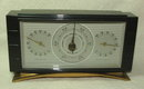 Vintage Art Deco Airguide Barometer Weather Station