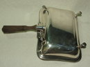 Vintage / Antique Silverplate Silent Butler