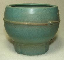Mid-Century Napcoware Original Ikebana Pottery Planter