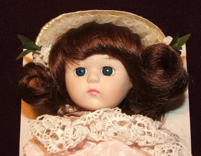 1989 Ltd. Ed. Ginny Porcelain Bridesmaid Doll