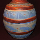 Large 1934 Handmade Mazatlan, Mexico Pottery Water Jug