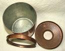 Antique Benson & Hedges Hammered Copper Humidor