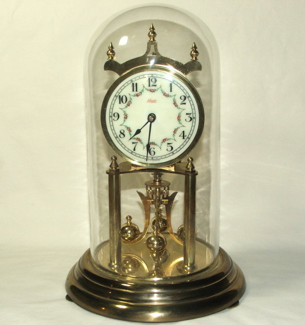 Vintage German Kundo 400 Day Anniversary Clock