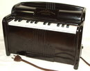 1940's Art Deco Bakelite  Child's Magnus Organ # 1510