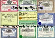 10 Mining Certificates - Discount Package