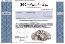 360networks Inc - Stock did a 180