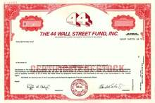 44 Wall Street Fund, Inc.