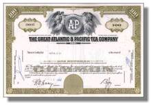 Great Atlantic and Pacific Tea Company