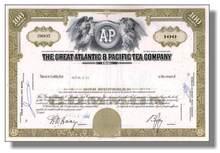 Great Atlantic and Pacific Tea Company