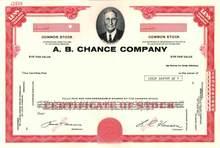 A.B. Chance Company