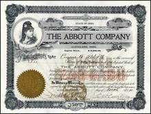 Abbott Company 1900 - Cleveland, Ohio