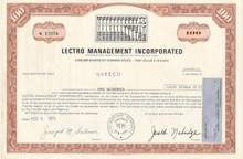 Lectro Management Stock - Abacus Vignette