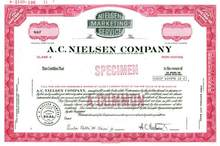 A.C. Nielsen Company ( Famous Marketing Research Company )