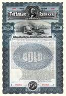 Adams Express Company 1898
