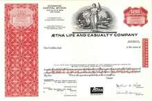Aetna Life and Casualty (Now Travelers Insurance Group )