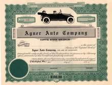 Agner Auto Company - Burlinton, Wisconsin