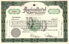 Agricutural Insurance Company