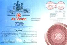Air Canada 1988 - Filed for Bankruptcy on April 1, 2003