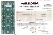 Air Florida System, Inc.