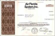 Air Florida System, Inc. 1980