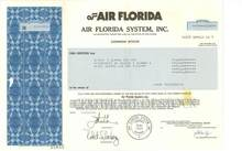 Air Florida System, Incorporated 1984 - Delaware