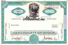 Albertson's, Inc. - Nevada