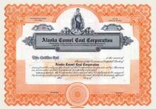 Alaska Cannel Coal Corporation