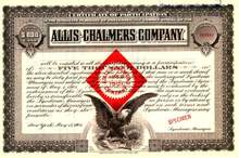 Allis - Chalmers Company 1901