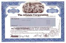 Allstate Insurance Corporation