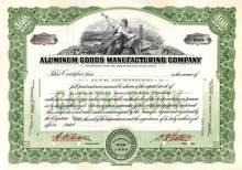 Aluminum Goods Manufacturing Company ( Early Mirro Aluminum Company )