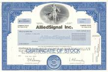 AlliedSignal, Inc. ( Now Honeywell )