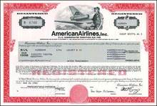 American Airlines Bond 1980's