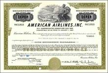 American Airlines, Inc. - C. R. Smith