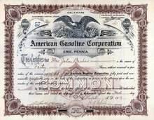 American Gasoline Corporation 1919
