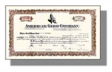 American Gyro Company 1932 - Shelton Flying Wing