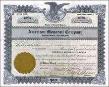 American Monorail Company 1911