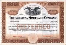 American Mortgage Company 1923 - Ohio
