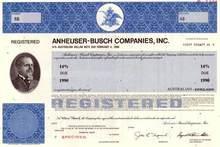 Anheuser - Busch Companies, Inc.