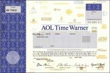 AOL Time Warner ( Gerald Levin as CEO and Steve Case as Chairman )