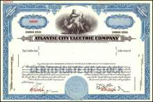 Atlantic City Electric Company - New Jersey
