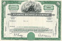 Atlantic Richfield Oil Corporation - ARCO