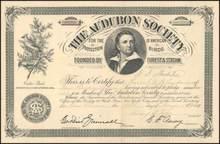 Audubon Society 1887