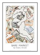 Bare Market Print -  Signed by Artist