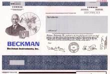 Beckman Instruments, Inc.