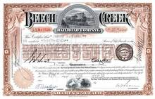 Beech Creek Railroad Company